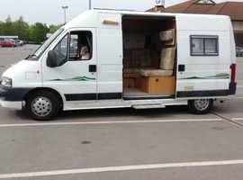 2berth Trigano Tribute Motorhome