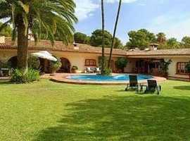 3 Private Luxury Villas direct from the Owners in Calpe Costa Blanca