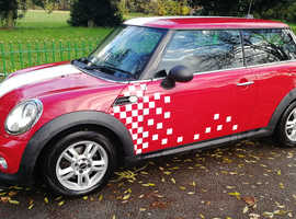 Mini MINI, 2012 (12) Red Hatchback, Manual Diesel, 175,176 milesMINI ONE D 2012 REG, LONG MOT, FULL SYTNER MAIN DEALER SERVICE HISTORY, ONE PREVIOUS O