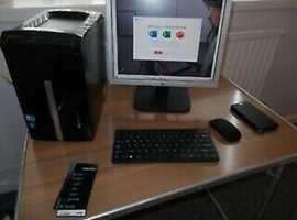 HP Desktop PC bundle