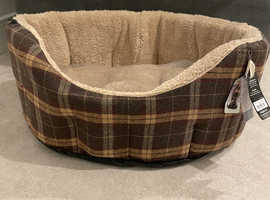 New Dog bed very good quality 20 inch