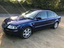 Volkswagen Passat W8 Wanted Please
