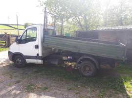 Iveco daily 35c11 tipper van