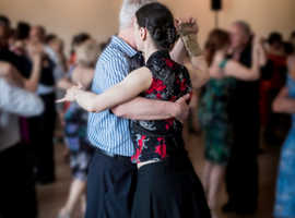 Tango de Salon Classes in Glasgow