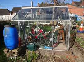 8ftx6ft green house