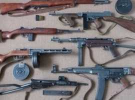 Denix Various Non-Chambering/Non-firing Replicas