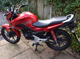 Honda GLR 125 cc