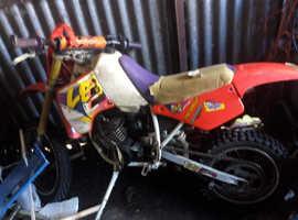 Lem 50cc motorbike for sale