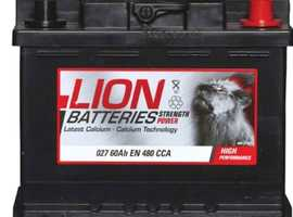 Car battery SOLD SOLD