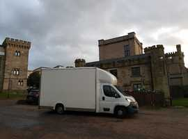 LEEDS REMOVALS & HOUSE CLEARANCE SERVICES - 2 Man and Large Van - Fully insured