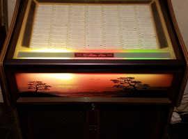 Vinyl jukeboxe