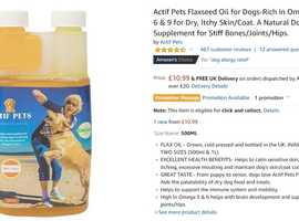 Got a dog with itchy skin?