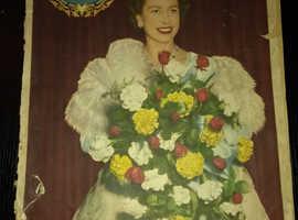 Daily Mirror Coronation Souvenir Newspaper 4th June 1953