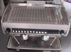 STUNNING Wega Cafe EVD2 Large Coffee Machine & Accessories COLLECTION ONLY Yorkshire