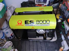 honda generator es 8000