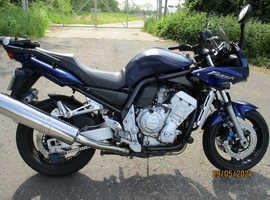FZS 1000 SELL OR SWAP
