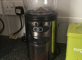 Dualit coffee grinder