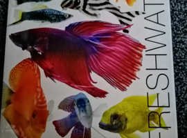 Aquarium fish book
