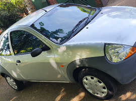 Ford Ka, 2006 (06) Silver Hatchback, Manual Petrol, 54,000 miles