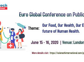 Euro Global Conference on Public Health 2020