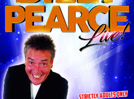 Billy Pearce Adults Only Show at The Congress Theatre, Cwmbran. S. Wales.