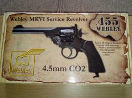 WEBLEY  SERVICE .455 mkV1  WAS. 145 now only