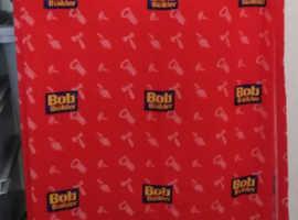 Bob The Builder pair curtains