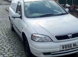 Vauxhall Astra van envoy CDTI 1.7 deasel.