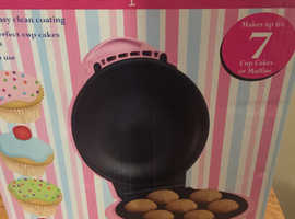 Popcorn and cupcake makers