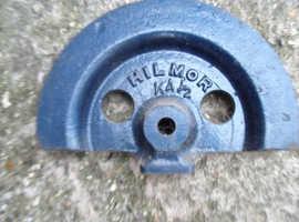 hilmor k 4.5 inch pipe bender former - ideal doorstop - etc