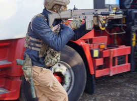 Custom Tuning and Spray jobs on Airsoft items