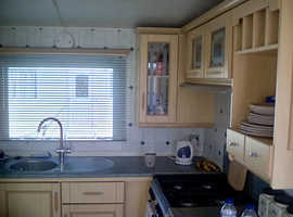 Static caravan North Wales to rent