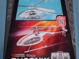 Silverlit 'Phoenix' Remote Controlled Helicopter (new)