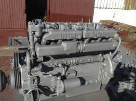 LISTER MARINE ENGINE 6 CYLINDER WITH GEARBOX