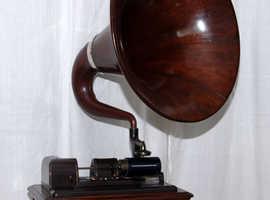 Edison Opera Antique Cylinder Phonograph