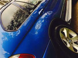 BMW X5, 2004 (04) Blue Estate, Manual Diesel, 122,343 miles