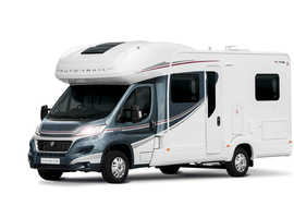 Fixed Bed Motorhome with 4 Seat Belts REDUCED!