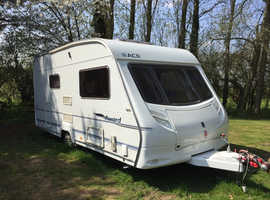 Ace Two Berth Touring, Caravan for quick sale