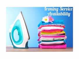 Cleaning and ironing sevice