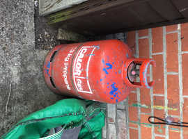 Camping Gas Bottle