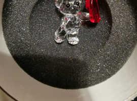 Swarovski kris number 1 bear