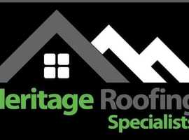 Qualified roofer required