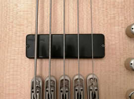 Ibanez BTB555 5-string bass