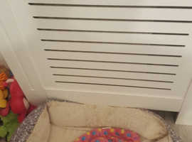 Small radiator cover