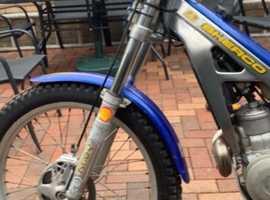 Sherco bultaco 290cc