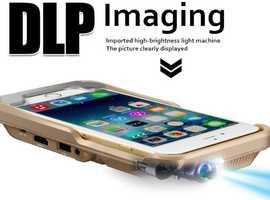 Mini Mobile Phone Projector 1080P Home Cinema