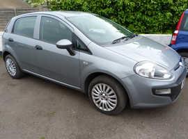 Fiat Punto Evo, 2010 (10) Grey Hatchback, Manual Petrol, 86,000 miles