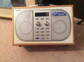 Pure radio. Very good condition.