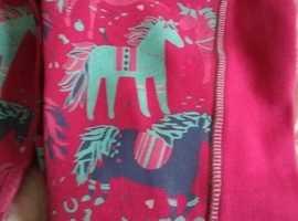 Girls Pink Jodhpurs