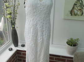 WEDDING DRESS SIZE 14 NEW IN ORIGINAL BOX